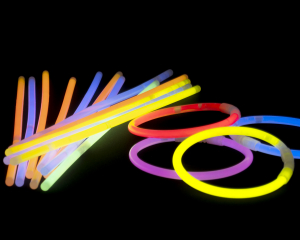 Colourful Glow Bracelets