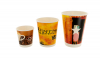 Recyclable Paper Cups in 3 sizes with full colour print