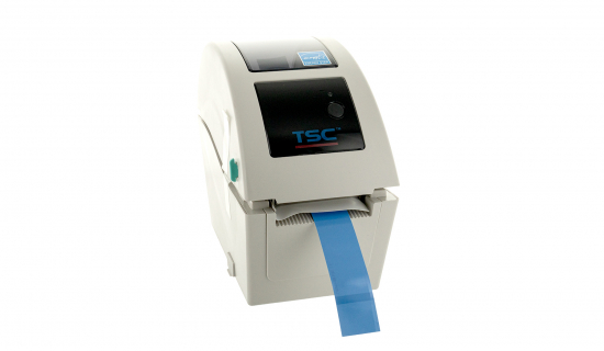 Thermal Printer with Wristband to print your own Thermal Wristbands