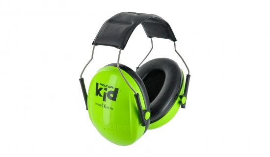 Green Peltor Ear Defender for children