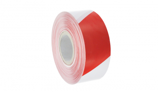 Barrier Tape from Stock with red and white stripes
