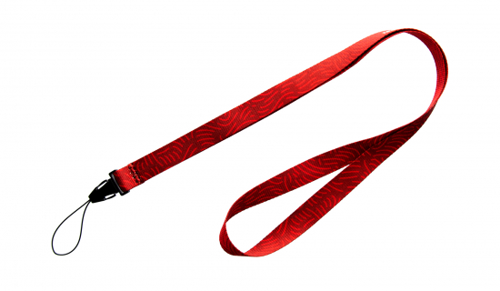 R-PET Lanyard 15 mm width with full colour print